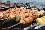 Шашлык из окорока – Шашлык из окорока свинины: самый вкусный маринад