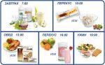 Правильное питание обед меню – Что съесть на обед при правильном питании: меню и рецепты