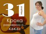 31 неделя беременности что происходит с малышом – что происходит с малышом и мамой, сколько это месяцев, развитие на 30-31 акушерской неделе, секс, отеки и понос, отзывы